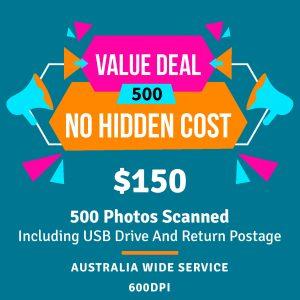 Value Deal 500 No Hidden Cost