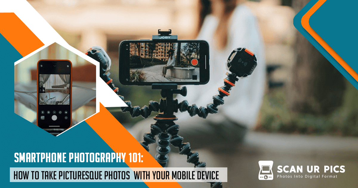How to Take Picturesque Photos With Your Mobile Device
